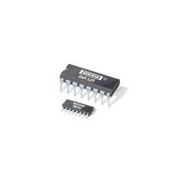 Amplificateur d'instrumentation INA125P
