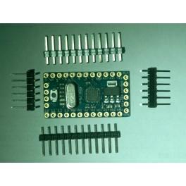 Carte Pro mini Atmega328 5 Volts 16 MHz