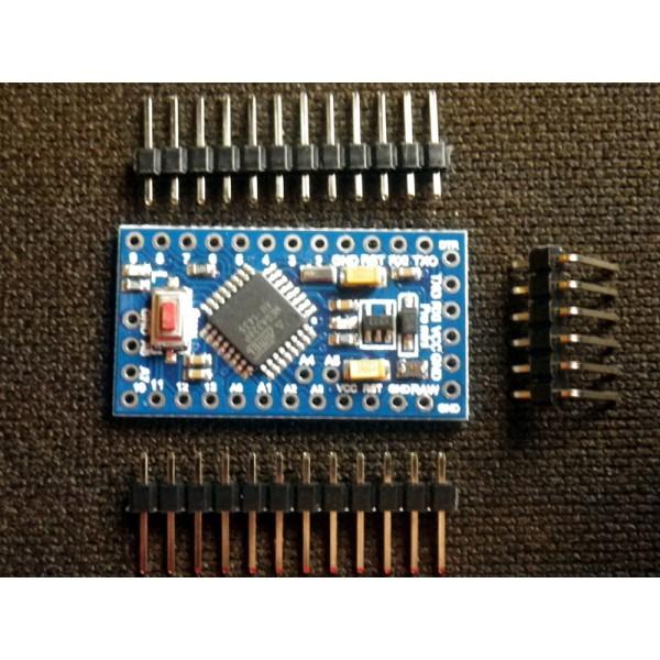 Arduino pro mini atmega v mhz