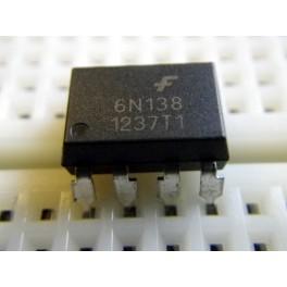 Circuit intégré optocoupleur 6N138