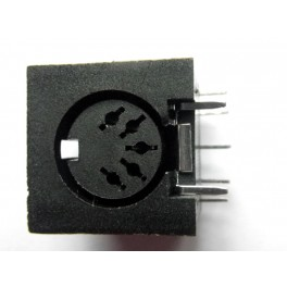 Broche 5 pins DIN pour prise femelle MIDI