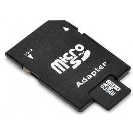 Carte mémoire micro SD 1 Giga et adaptateur SD
