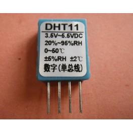 Capteur température et humidité DHT11 pour Arduino