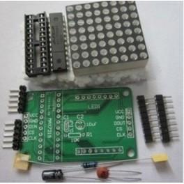 Module d'affichage MAX7219  en kit à monter pour Arduino