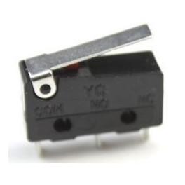 Interrupteur détecteur d'obstacle ou de butée limite