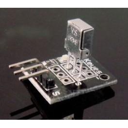 Module récepteur infra-rouge pour télécommandes