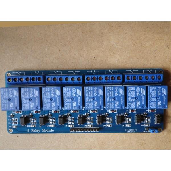 Module relais pour arduino et domotique