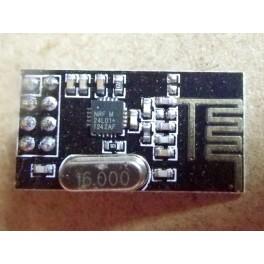 Module transmission 2.4GHz pour Arduino NRF24L01  (x2)