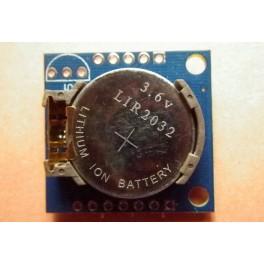 Horloge temps réel pour Arduino DS1307