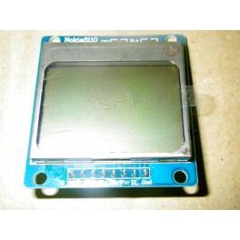 Module écran Nokia 5100 84x48 pixels LCD rétro éclairé