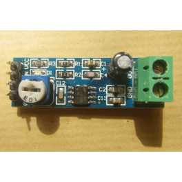 Module d'amplification audio LM386