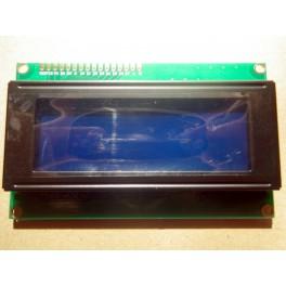 Ecran LCD 4 lignes 20 caractères