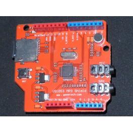 Shield VS1053B lecteur enregistreur audio stéréo MP3 pour Arduino