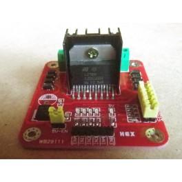 Module de pilotage de moteur L298 pour Arduino