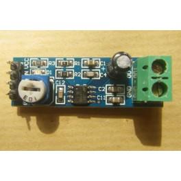 Module d'amplification audio LM386